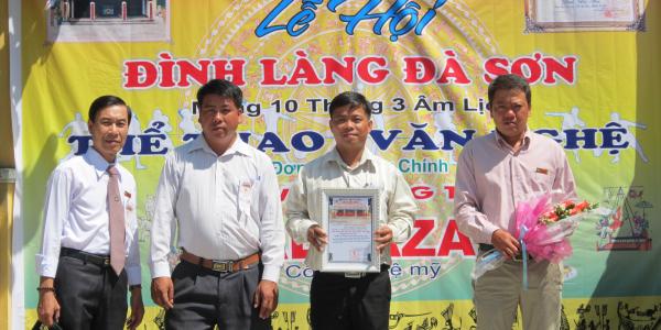 Lễ hội đình làng Hòa Sơn T3-2013 (Âm lịch)