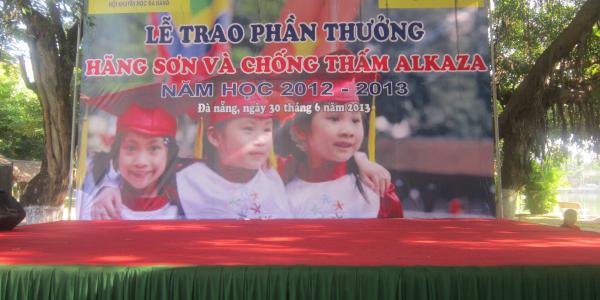 Chương trình khuyến học năm 2012-2013