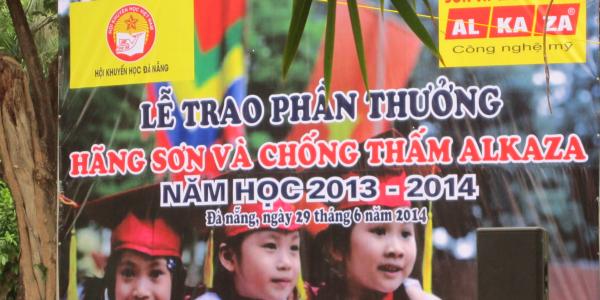 Chương trình khuyến học năm 2013-2014