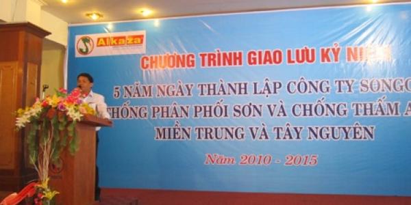 Hội thảo khách hàng tại Đà Nẵng ngày 2/9/2015