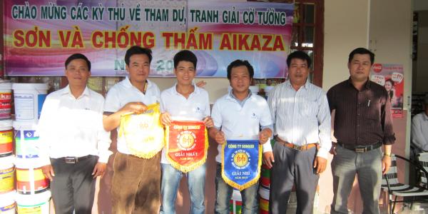 Hội thi cờ tướng 21-10-2012