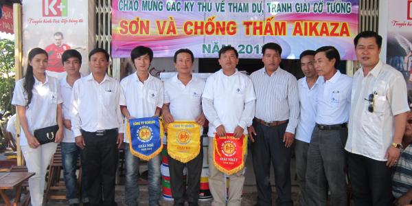 Hội thi cờ tướng 04-11-2012