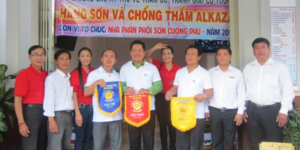 Hội thi cờ tướng 16-11-2014