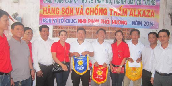 Hội thi cờ tướng 23-11-2014