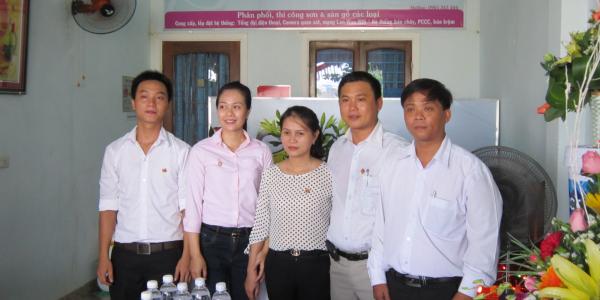 Khai trương Nhà phân phối An Pha Sơn 15-09-2013