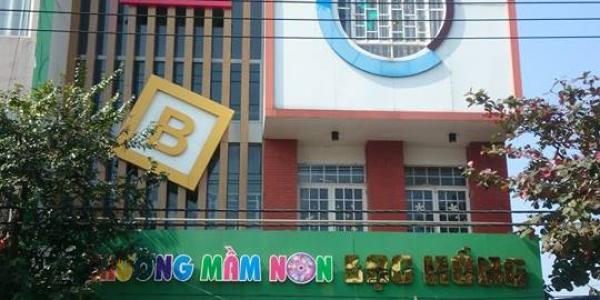 Trường Mần Non Lạc Hồng