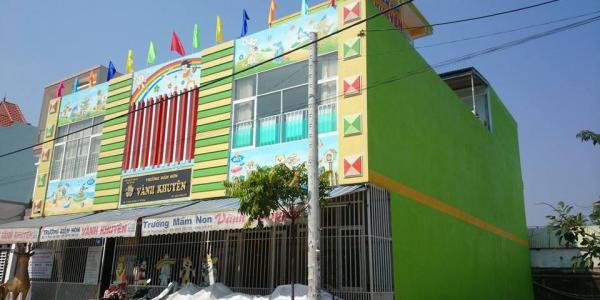 Trường Mần Non Vành Khuyên