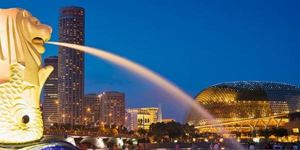 Tour du lịch Singapore dành cho đối tác phân phối sản phẩm Alkaza năm 2017