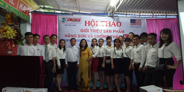 Hội thảo khách hàng tại Huế ngày 29/4/2017