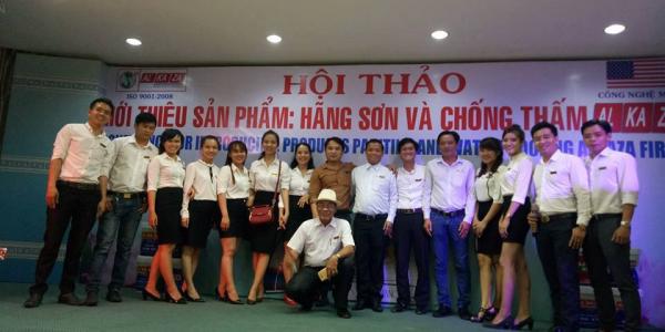 Hội thảo khách hàng tại Quảng Ngãi ngày 6/5/2017
