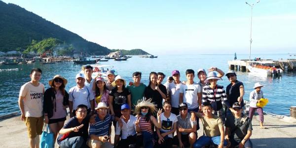 Chuyến nghỉ dưỡng Cù Lao Chàm