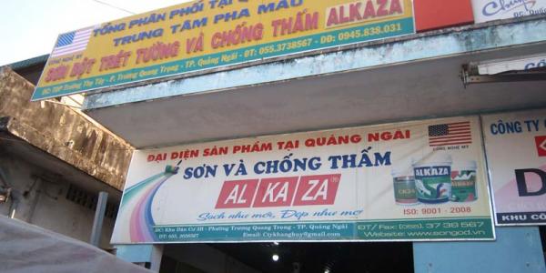 Tổng phân phối Khang Huy - Quảng Ngãi