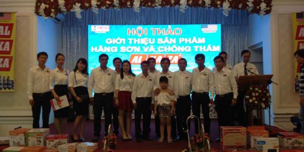 Hội thảo khách hàng tại Bình Định ngày 13/08/2017