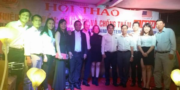 Hội thảo khách hàng tại Quảng Ngãi ngày 7/4/2018