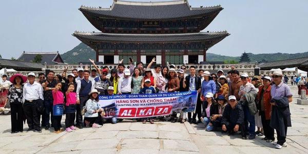 Tour du lịch Hàn Quốc - Gửi lời tri ân đến quý đối tác