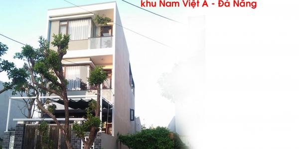 Công trình nhà ở - anh Dương - khu Nam Việt Á Đà Nẵng