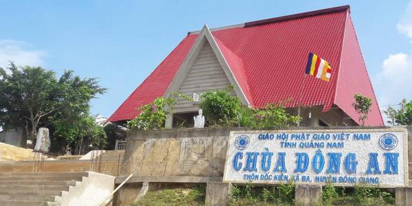 Chùa Đông An - Đông Giang, Quảng Nam