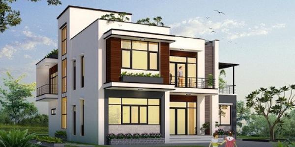 Tham khảo các mẫu nhà hiện đại, kinh phí xây dựng dưới 650 triệu đồng
