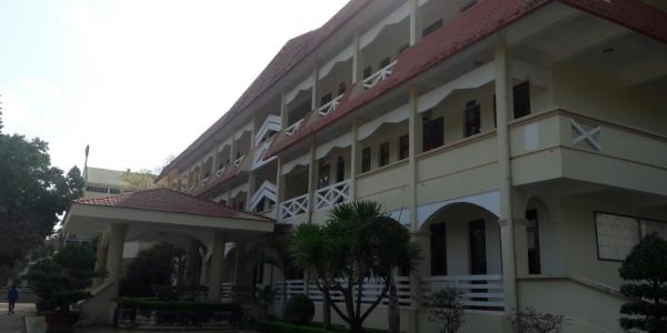 Công trình trường Cao Đẳng Sư Phạm Đắk Lắk