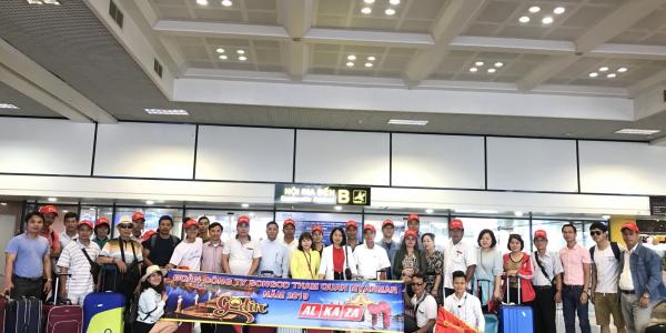 Tour du lịch Myanmar Xứ Sở Chùa Vàng năm 2019