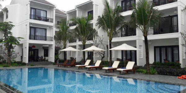 Công trình khách sạn - Sông nước Hội An