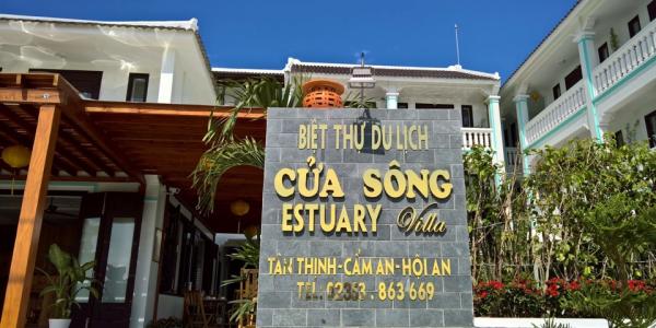 Công trình khách sạn - Cửa Sông - Hội An