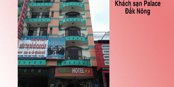 Công trình khách sạn - Palace Đắk Nông