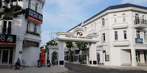 Công trình KĐT Phú Gia Compound - Thanh Khê - Đà Nẵng