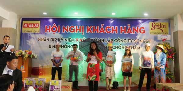 Hội nghị khách hàng tại Đà Nẵng năm 2019