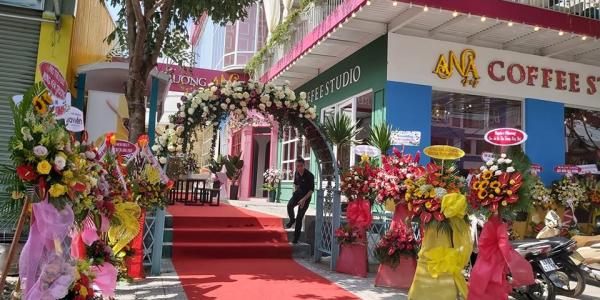 Tiệm Cafe phim trường Ana tại Đà Nẵng – nơi checkin lý tưởng của giới trẻ