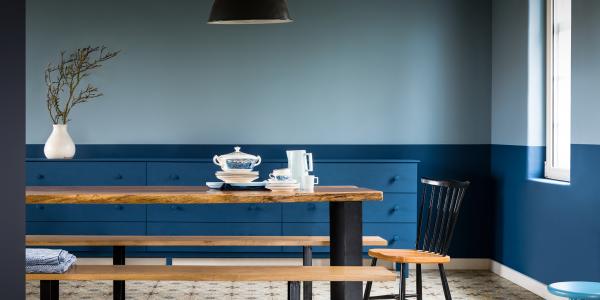 Những cách thông minh để tạo nên sự hài hòa màu sắc cho ngôi nhà của bạn