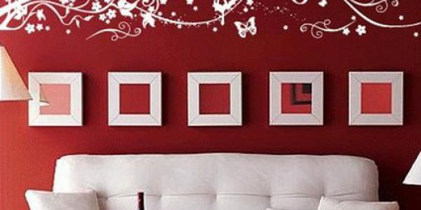 Màu đỏ, hiện thân của sự lãng mạn