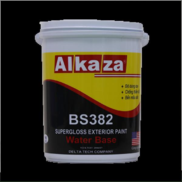 Sơn siêu bóng cao cấp ngoài trời ALKAZA BS382