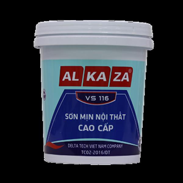 Sơn mịn cao cấp trong nhà ALKAZA VS116