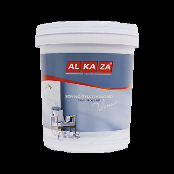 Sơn bóng mờ cao cấp trong nhà ALKAZA VS124